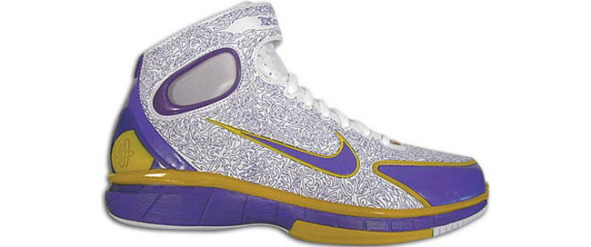 cheap for discount f998e 63a16 nike-zoom-huarache-2k4-lakers-kobe-laser