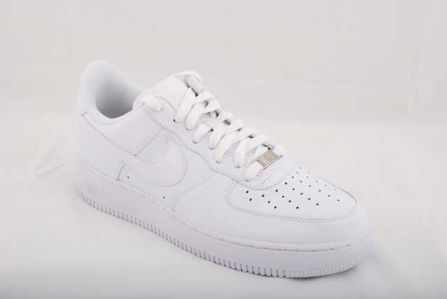 air force 1 low all white