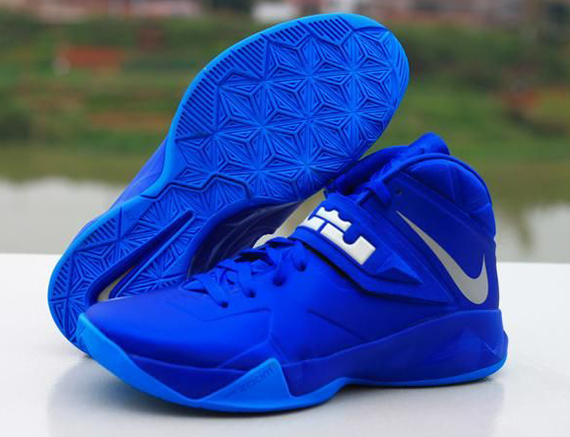 separation shoes 7ca05 fed85 Nike LeBron Zoom Soldier 7