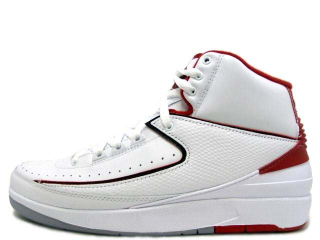 Air Jordan 2 - 2010 04 26 A Look Back Review Nike Air Jordan Ii Usine
