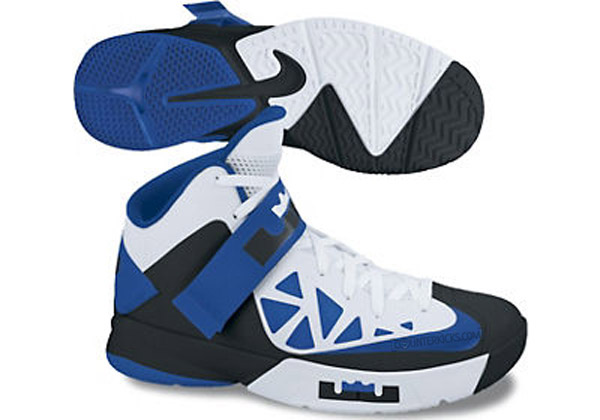 low priced 61ce3 21e67 Nike Zoom LeBron Soldier VI