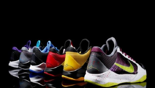 kobe v collection