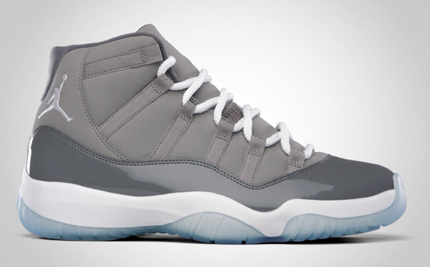 Air Jordan XI 'Cool Grey'
