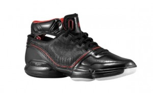 adidas AdiZero Rose Black/University Red