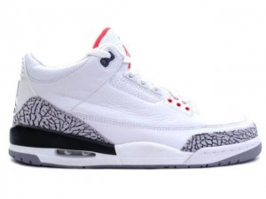 Nike Air Jordan III Retro 'Cement'