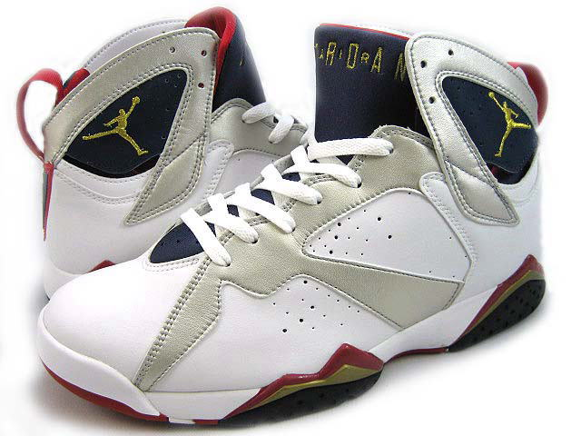 Nike Air Jordan VII &#039;Olympics&#039;
