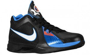 Nike Zoom KD III Black/White/Photo Blue