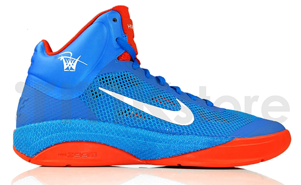 Nike Zoom Hyperfuse Russell Westbrook PE Set for Takeoff | Kicksologists.com