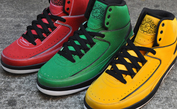 huge discount a6d09 fef40 Air Jordan II Retro  Candy Pack . The Nike Air Jordan II definitely stands  out as ...