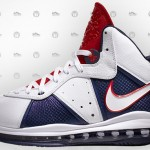 Nike Air Max LeBron VIII 'Veteran's Day'