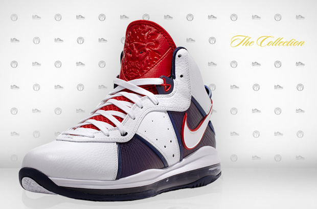 3973c976cabe Veterans Day Nike Air Max LeBron VIII Pays Homage to Soldiers ...