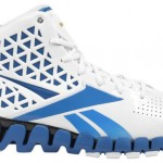 Reebok Zig Slash White/Instinct Blue/Minnesota Tan - John Wall Home