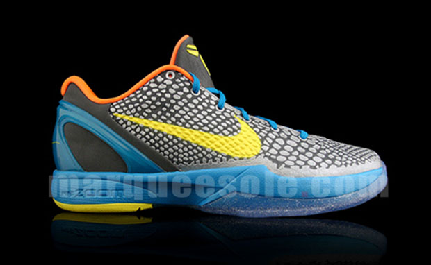 Nike Zoom Kobe VI 'Glass Blue'