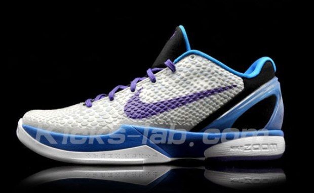 Nike Zoom Kobe VI 'Draft Day'