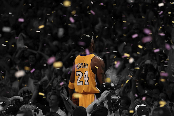 Kobe Bryant NBA Finals Champion