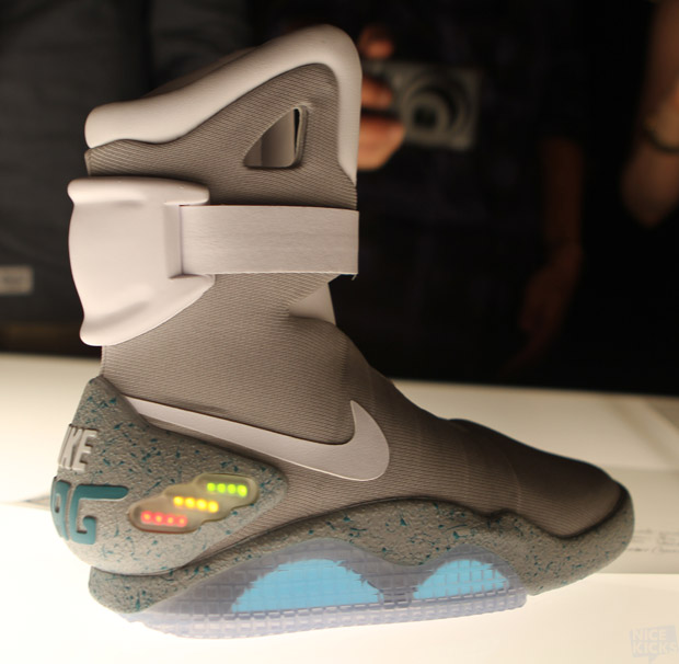 Nike Air Mag 'Marty McFly'