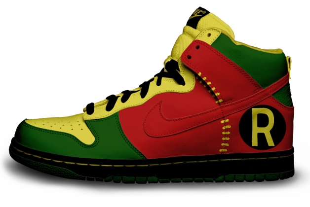 2c60cbb698581a Though a new pair of custom Robin Nikes might offer the light weight and  balance typical of the brand