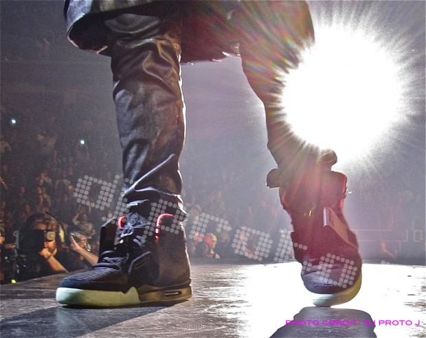 Nike Air Yeezy 2 - Spy 4