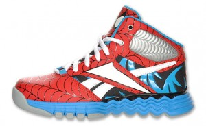 Reebok ThermalVibe Spiderman