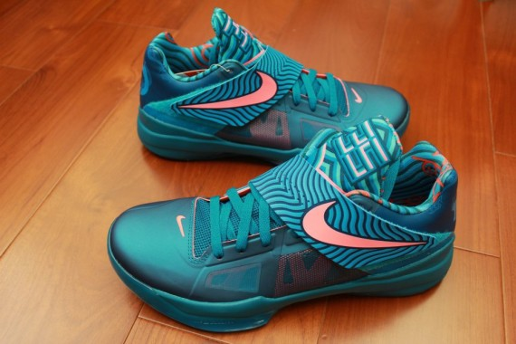 4ddf045c2aea Nike Zoom KD IV Year of the Dragon – Most Detailed Images Yet ...