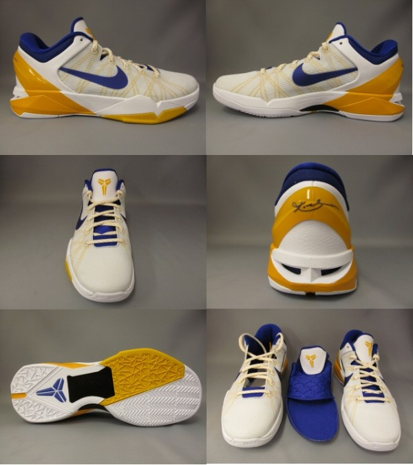 8c860199c0e Another Look – Nike Zoom Kobe VII – Lakers Home