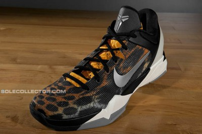 nike-kobe-vii-cheetah-orange-black-silver-grey