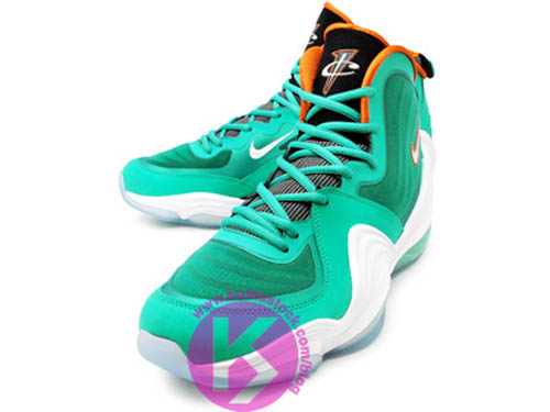 Nike Air Penny V Dolphins 3