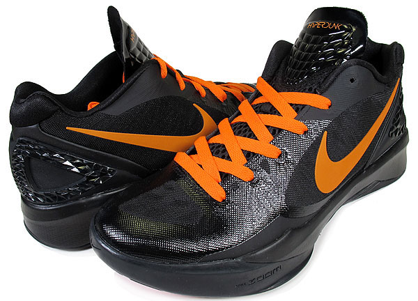 nike zoom hyperdunk 2011 low linsanity black orange