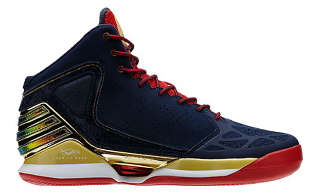 adidas Rose 773 - Gold Medal