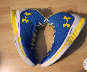 under armour curry 1 pair