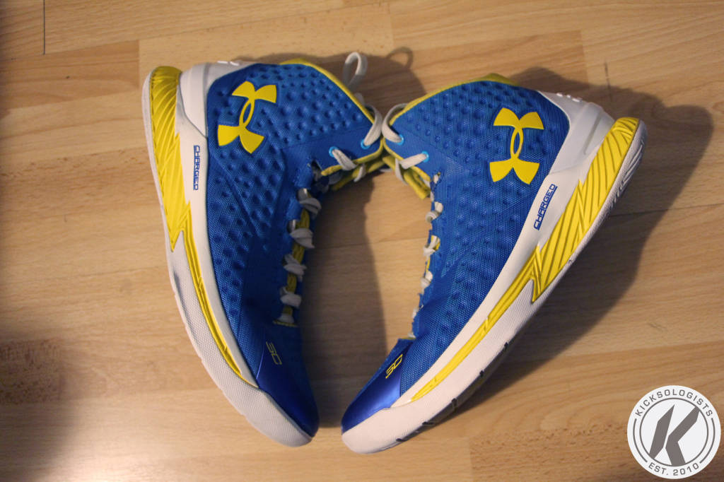 Under Armour Curry 1 Performance Review