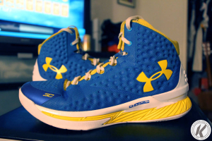 under armour curry 1 profile