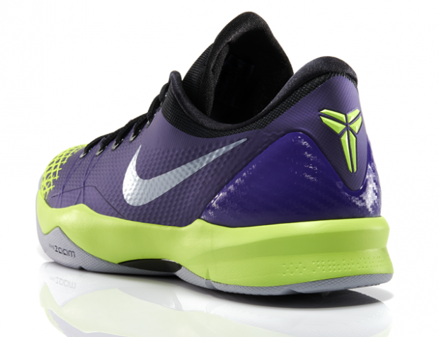 Nike Zoom Kobe 4 Venomenom Purple Wolf Grey Volt 1