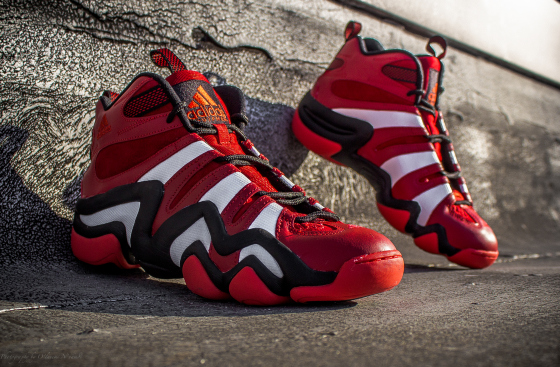 Adidas Crazy 8 Red Outdoors
