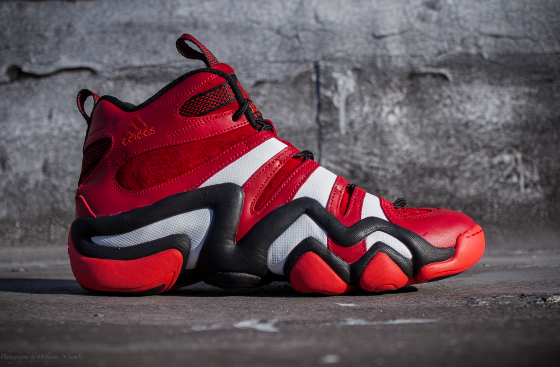 Adidas Crazy 8 Red Side