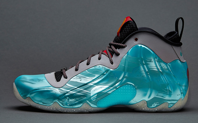 Air Flightposite Exposed Year of the Horse QS Side