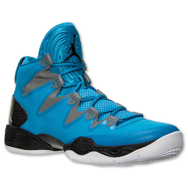 low priced 56cd6 4376c ... Air Jordan XX8-Dark Powder Blue