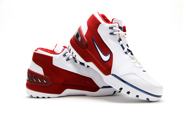 b2a273f27e1c2 Nike Air Zoom Generation First Game Prop