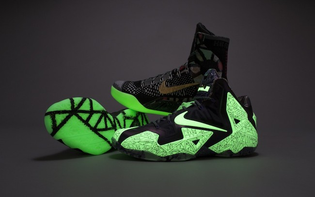 Nike All Star Edition Glow in the Dark