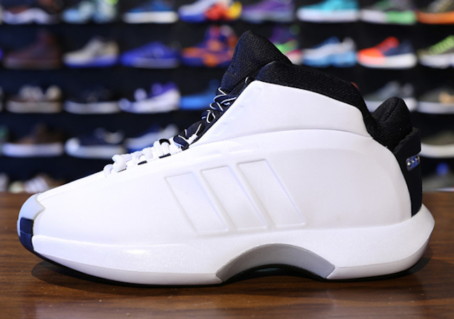 buy online 23329 3c62e Adidas Crazy 1 Full