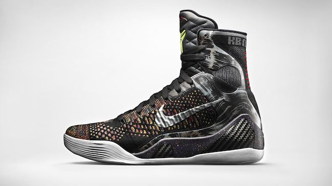 "Nike Debuts Kobe 9 Elite ""Masterpiece"" Commercial"