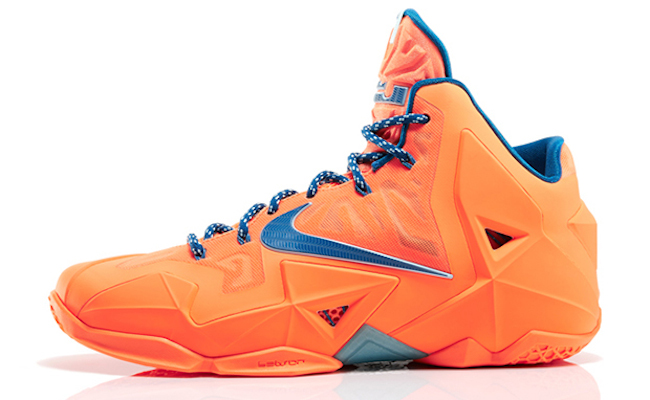 Nike Will Release Another Colorway Of The LeBron 11 This Week