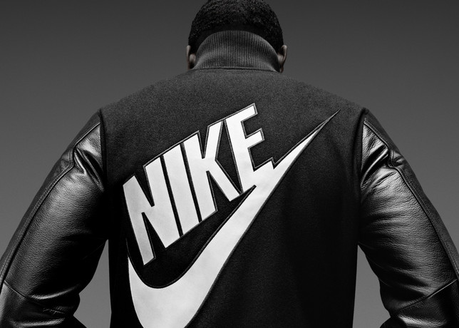 Nike Super Bowl Gear Destroyer Varsity Jacket