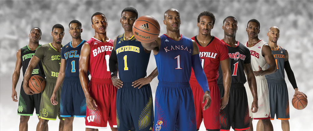 Adidas Unveils The Made in March Uniform System For The Big Dance