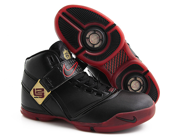 9f287bf9f291 Complete History of the LeBron V