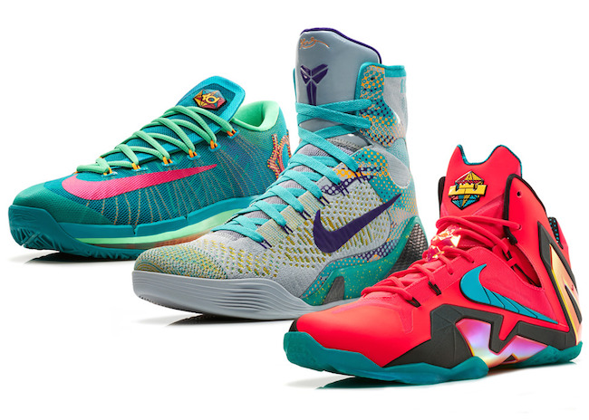 Nike Elite Series Hero Collection