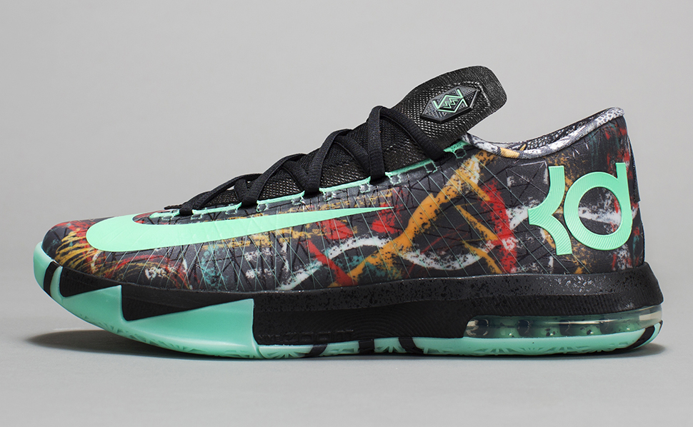 Nike KD 6 VI Performance Review
