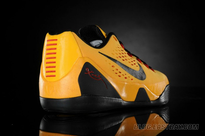 Nike Kobe 9 Low Bruce Lee Release Date Set  38777258bfd9