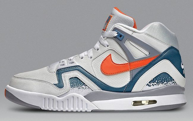Official-Nike Air Tech Challenge II Clay-Blue
