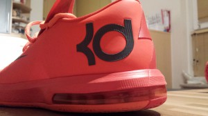 f0d855cc100d5b The cushioning set up on the Nike KD VI was excellent